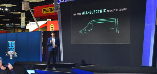 Ford Transit Electrification