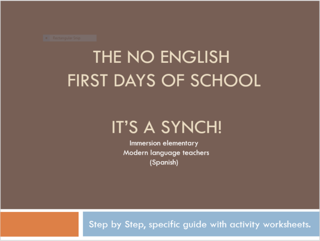 no-english-first-days-of-school