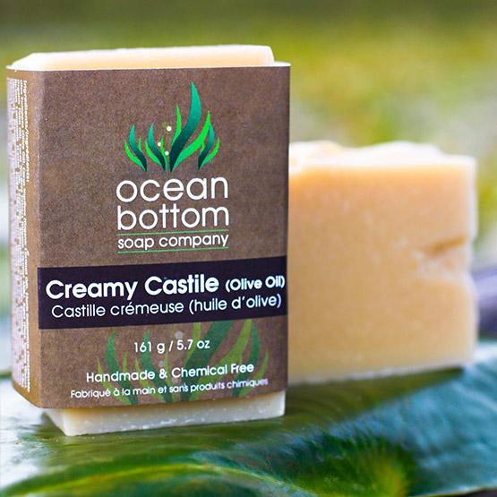 Creamy Castile (Olive Oil)