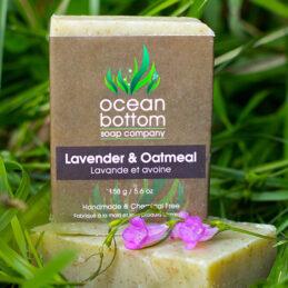 Lavender & Oatmeal
