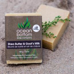 Shea Butter & Goat's Milk