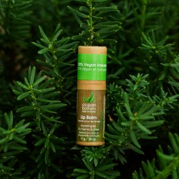 100% Vegan Unscented Lip Balm