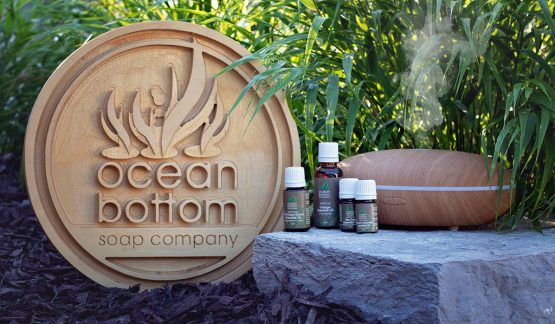 Essential Oils with Diffuser