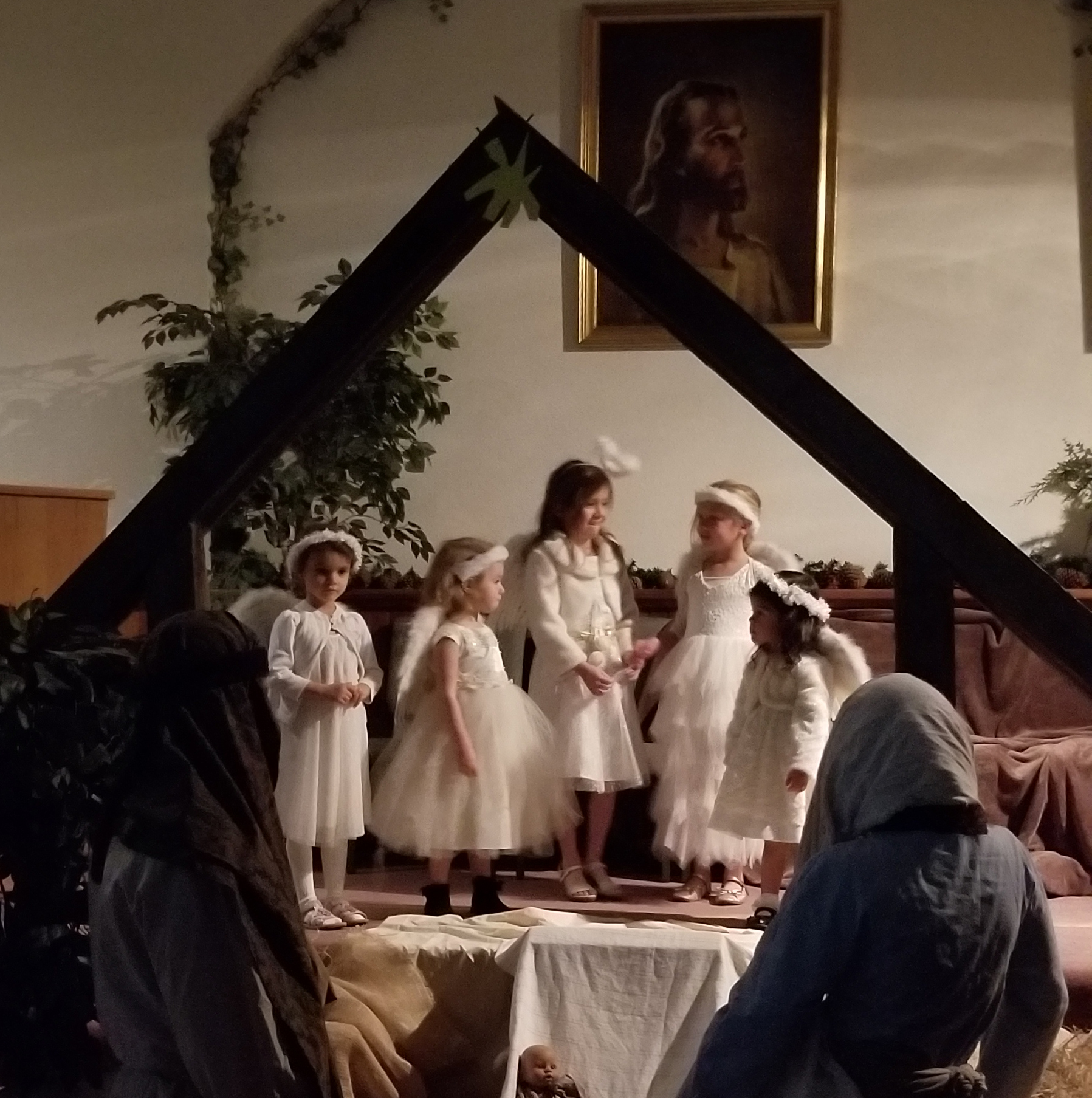 Christmas Story Angels