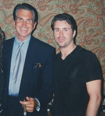 George Hamilton in Beverly Hills