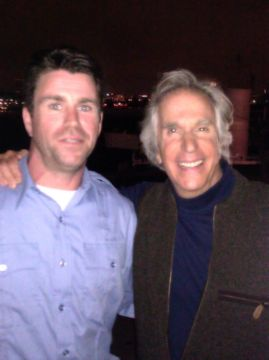 Here comes the boom - Henry Winkler