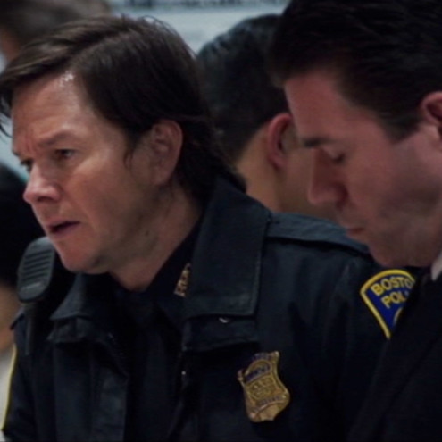Patriots Day - Mark Wahlberg, Dennis Pietrantonio