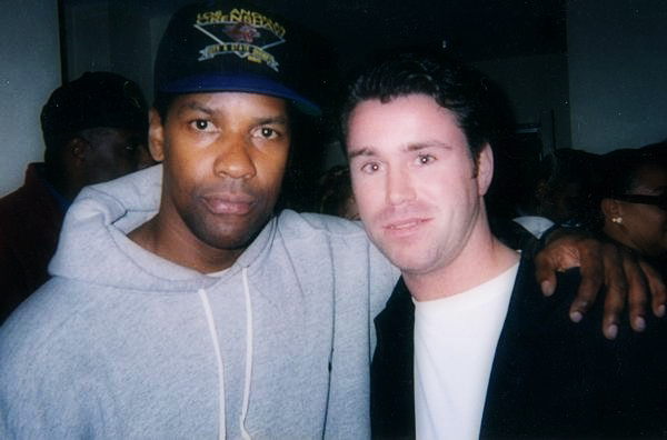 Denzel Washington & Dennis