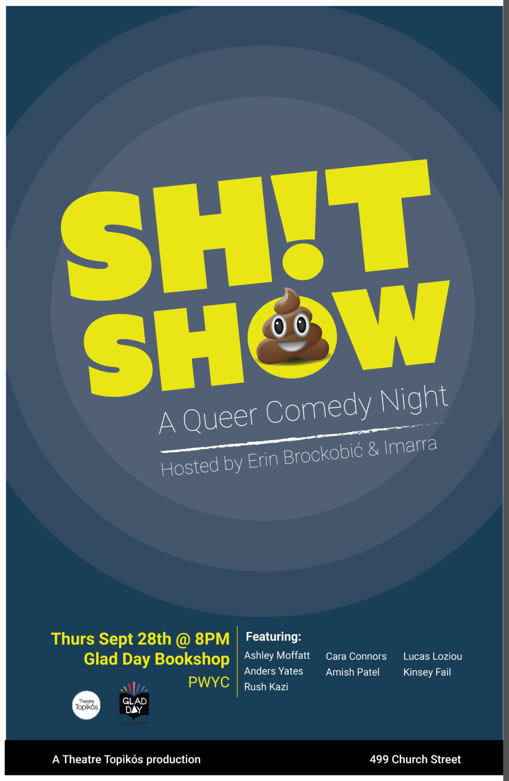 Shit Show POSTER Sept