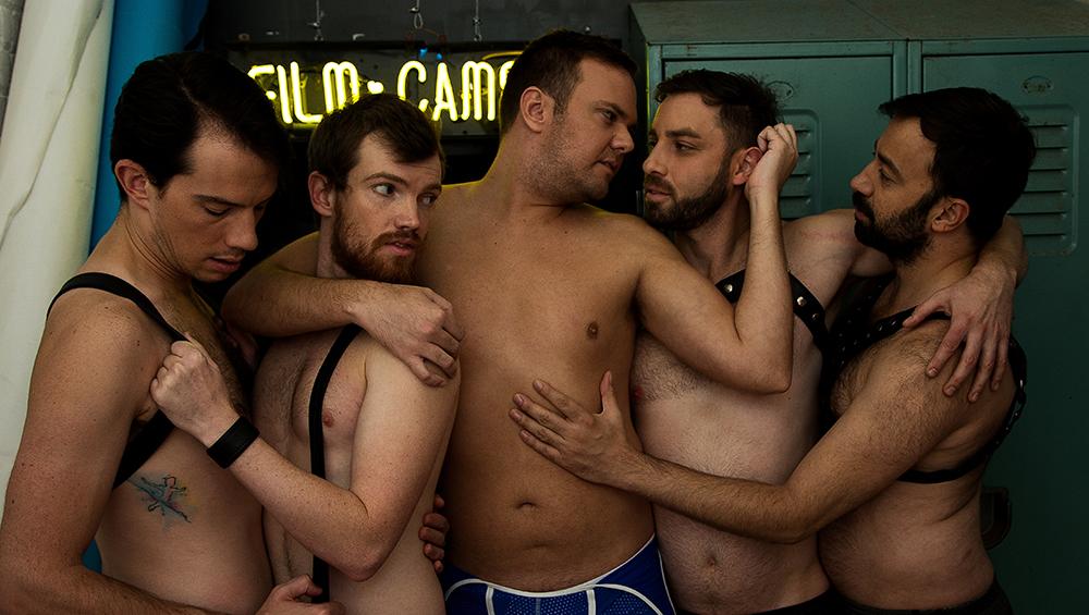 5 Guys Chillin' Toronto   Theatre Topikos