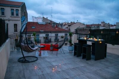 Top 10 Airbnb and Homeaway rentals in Montpellier France