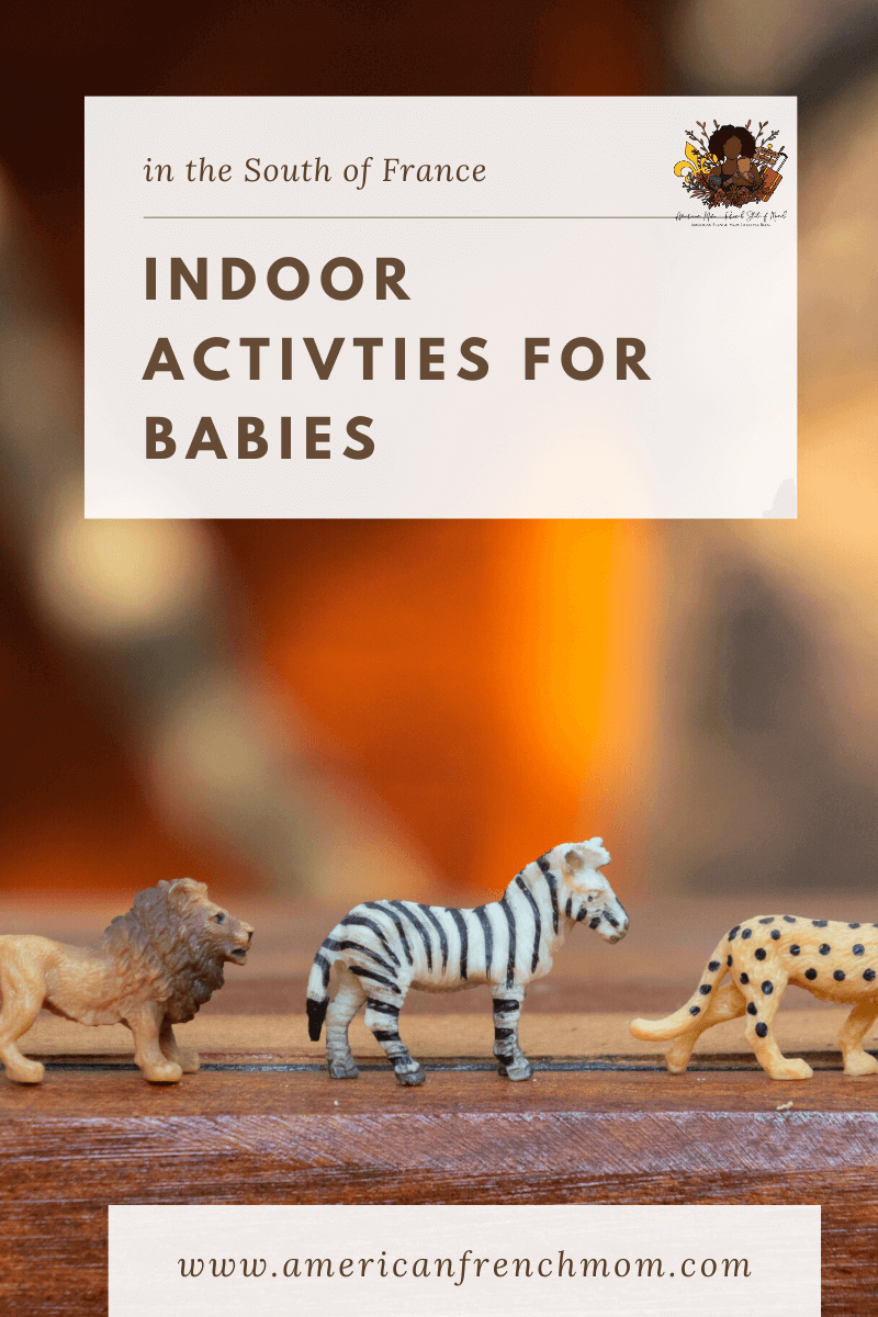 indoor activities for babies in the south  of france