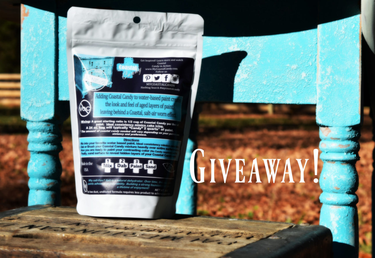 Coastal Candy Giveaway