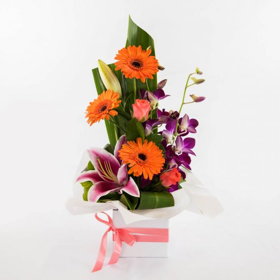 Flower arrangements Whitsundays