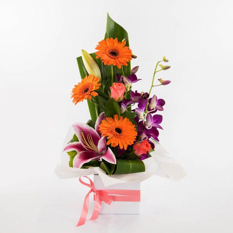 Flower arrangements Whitsundays
