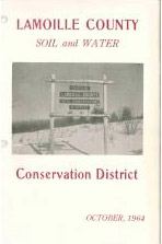 Lamoille County Soil Conservation District: A History