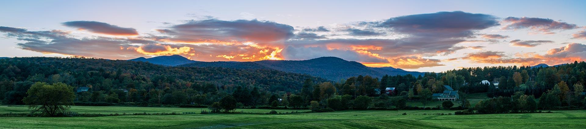 Vermont landscape