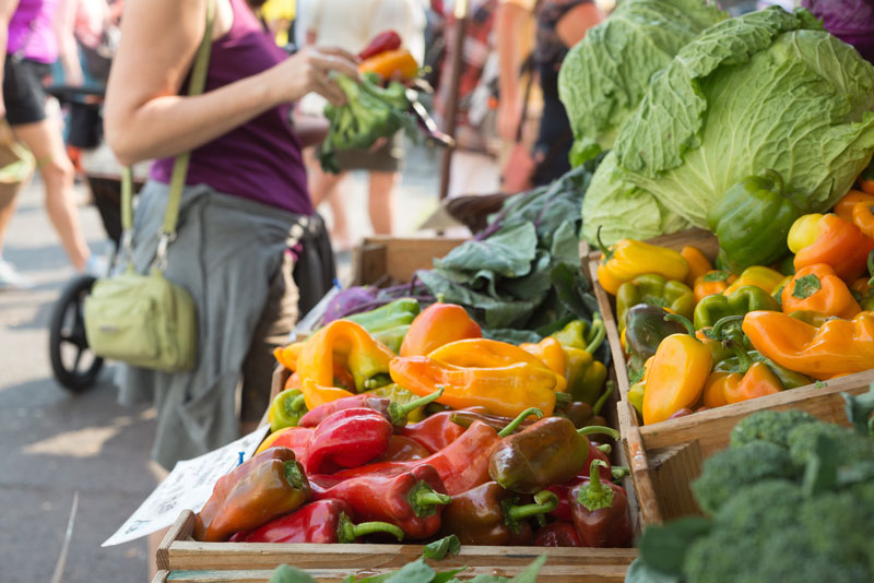 The Evolution of a Market Manager and a Farmers Market…A Q&A with Martha Maguire about Branford Alps Farmers Market