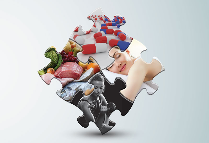 The Weight Loss Puzzle Finally Solved!   Excerpts from the new e-book, just released by Drs. Frank Aieta and Diane Hayden
