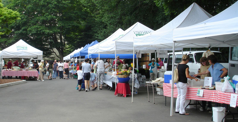 Head Out to our Local CT Farmers Markets this Summer