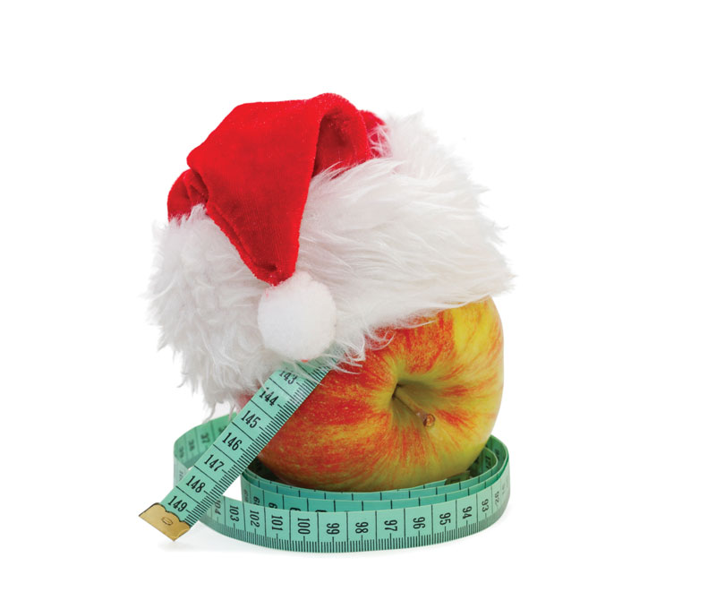Eating During the Holidays is a Balancing Act