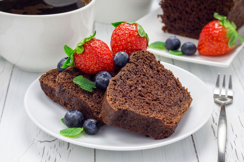 Paleo Chocolate Bread