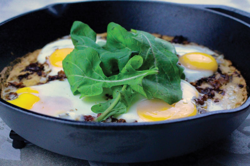 Spring Into New Uses For the Humble Egg