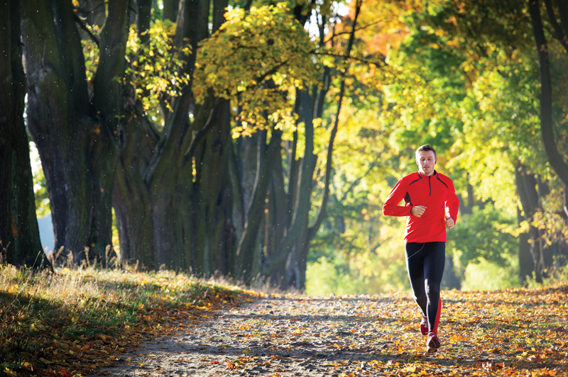 An Endurance Athlete's Secret Weapon to Post-Race Recovery