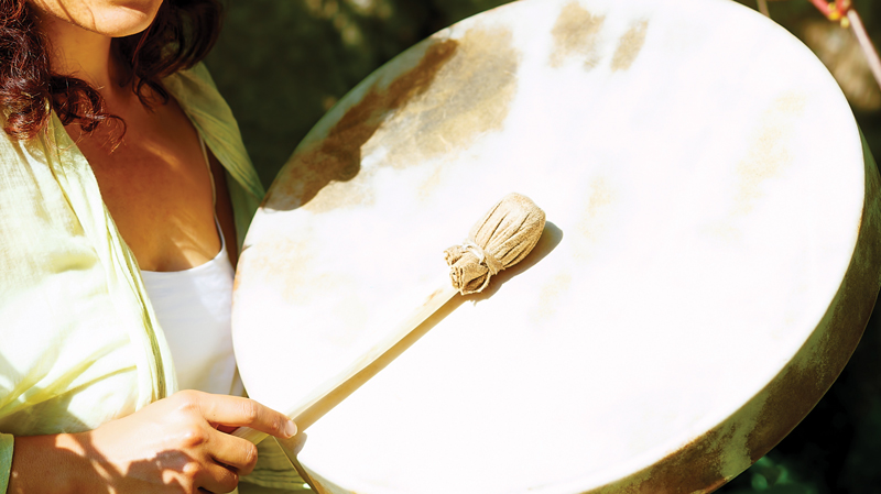 A Sacred Reunion: Shamanism and Allergy Release