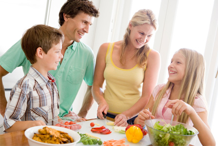 Healthy Eating for Busy Families