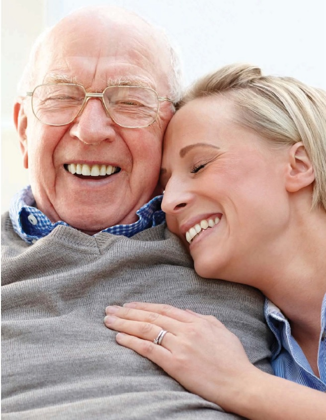 Giving Family Caregivers the Break They Deserve