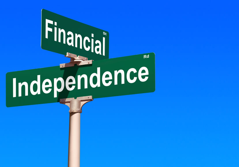 Three Perspectives on Financial Independence