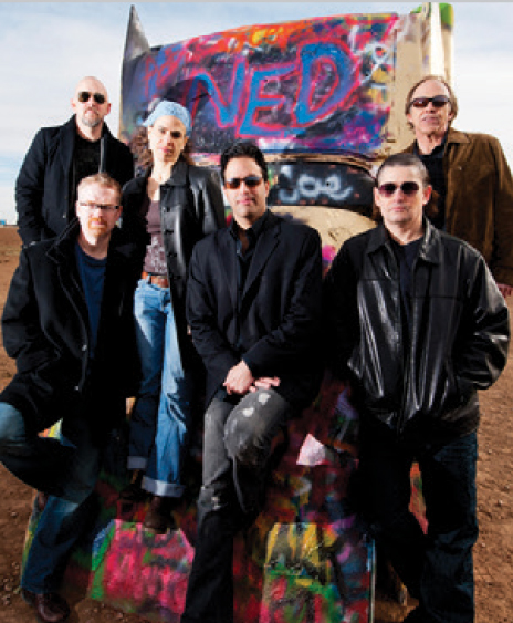 N.E.D. (No Evidence of Disease) Plays at Ridgefield Playhouse on September 20th