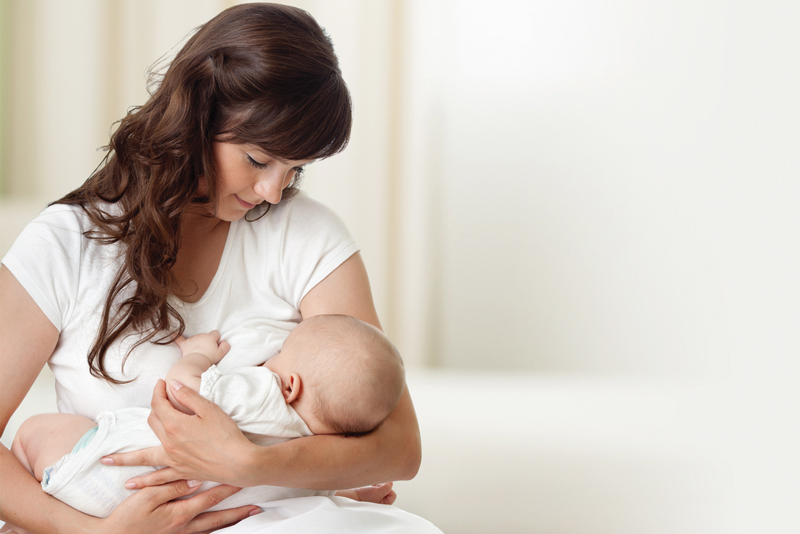 Postpartum Nutrition for Mom and Baby
