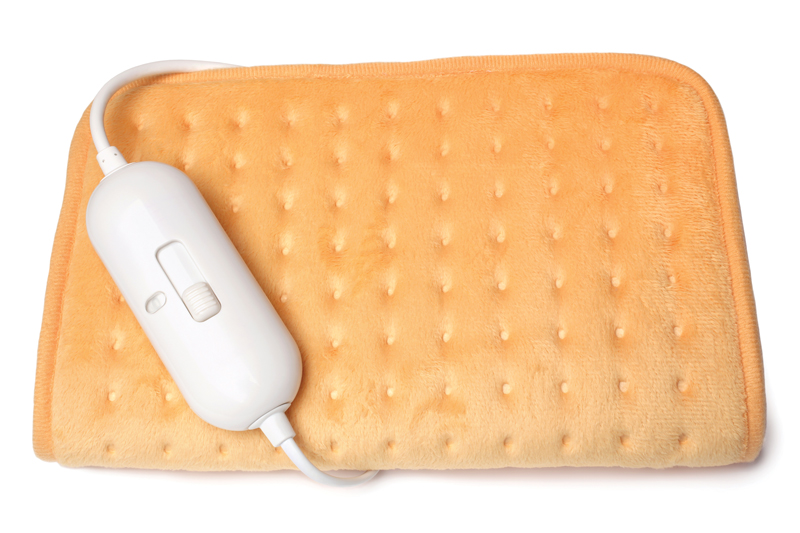 The Heavenly Heat of Far-Infrared Heating Pads