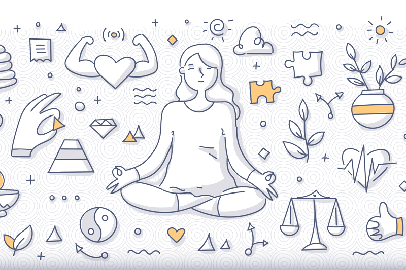 The Natural Path To Reduce Stress & Anxiety