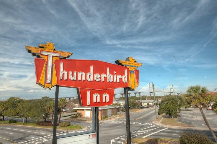 The Thunderbird Inn: The Hippest Hotel in Savannah