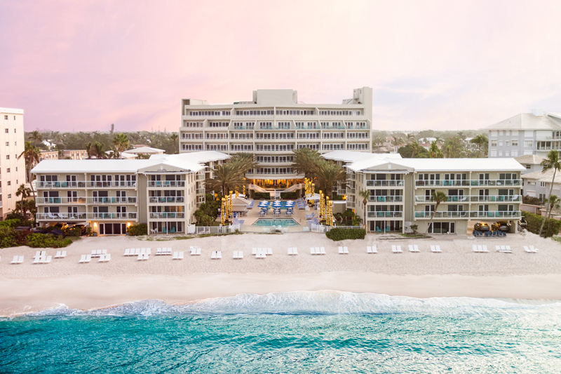 Relax & Stay Healthy at the Edgewater Beach Hotel