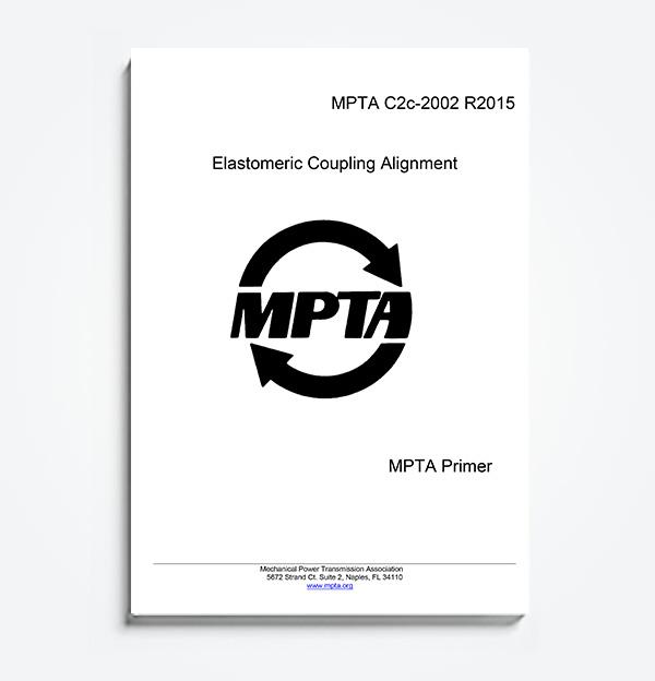 An Image of the MPTA Primer C2c - Elastomeric Coupling Alignment