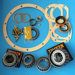 MASTER REAR END REBUILD KIT   CASE #543317
