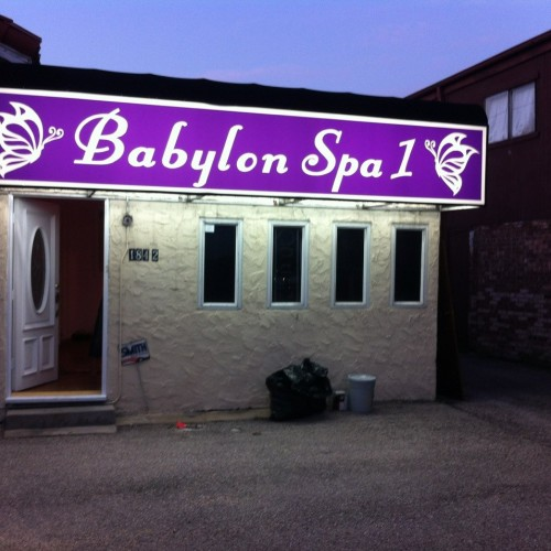 Babylon Spa I
