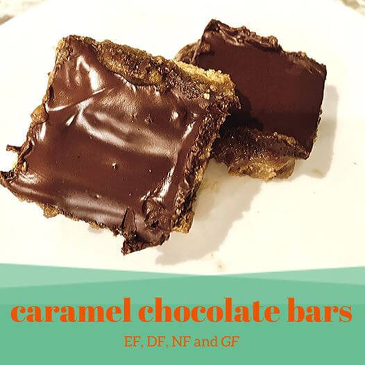 Chocolate Caramel Bar Recipe