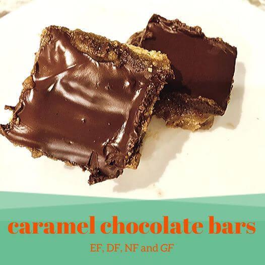 Chocolate Caramel Bar Recipe
