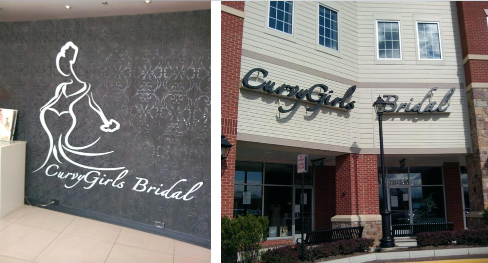 "CurvyGirls Bridal allow You to say ""Yes to the Dress!"""