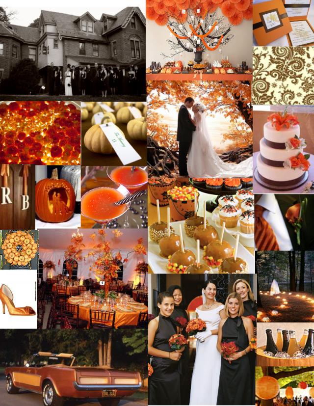 Trick or Treat…Halloween Weddings