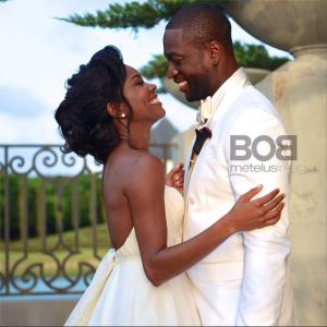 Celebrity Wedding Spotlight – Gabrielle Union and Dwyane Wade