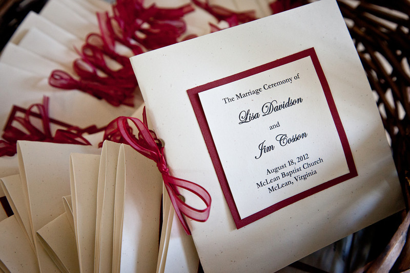 Real Weddings by Perfect Planning…Rustic Setting at The Barnes at Wolf Trap