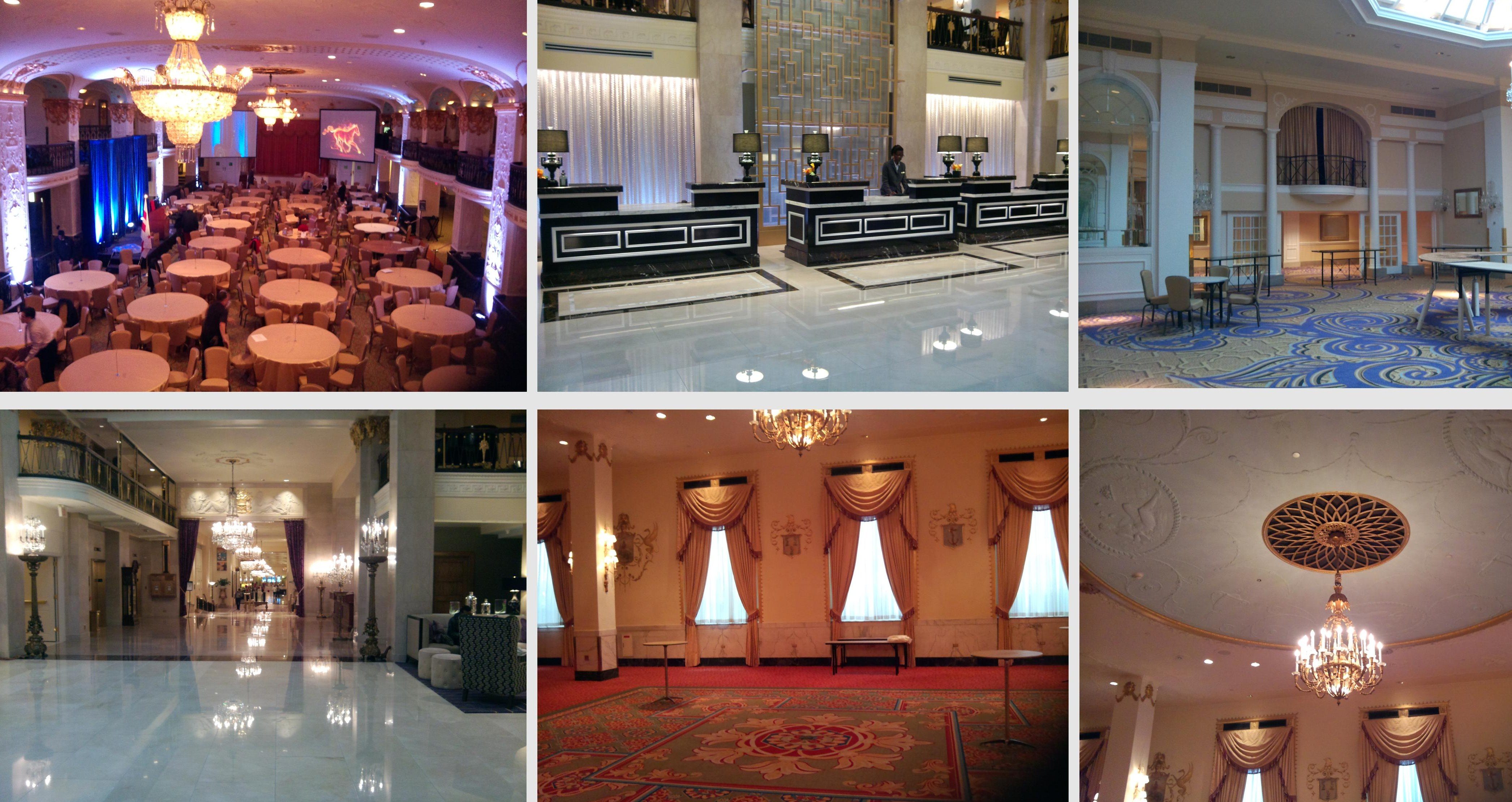 """Part 2 – The Best Locations to Say """"I Do"""" & To Toast to a New Beginning…The Mayflower Hotel"""