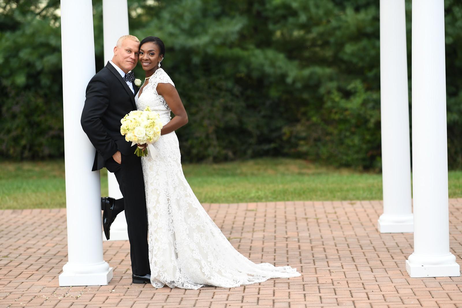 VA Wedding Planner | Navy + Air Force, Military Love | Ricardo & Denyse