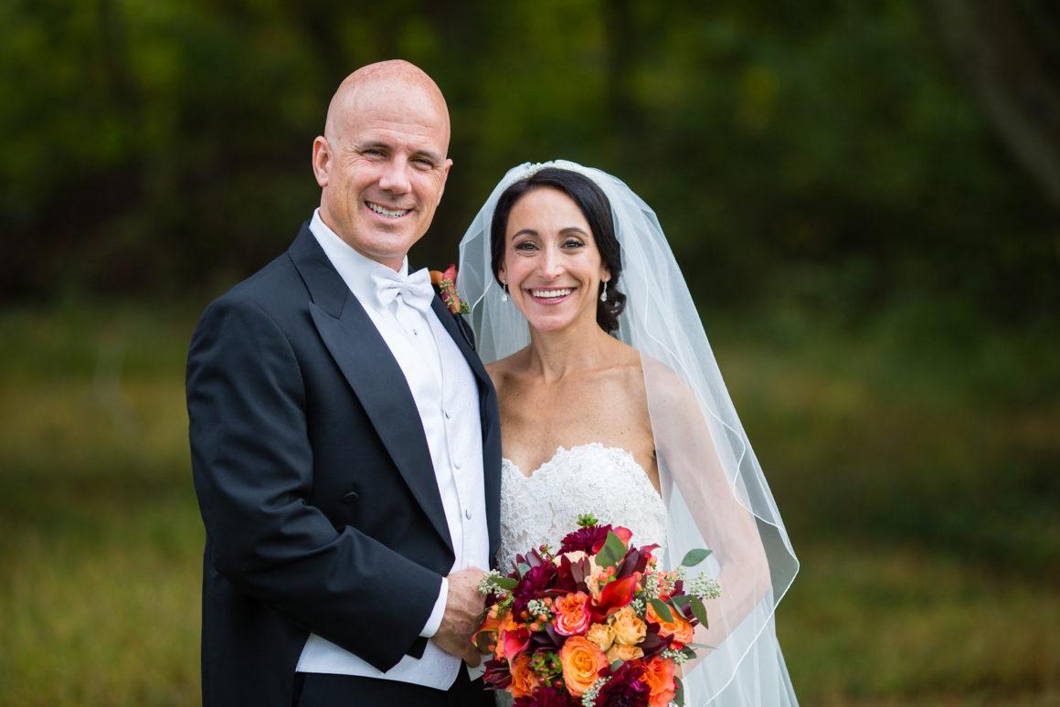 Northern Virginia Fall Wedding | Michael & Carin